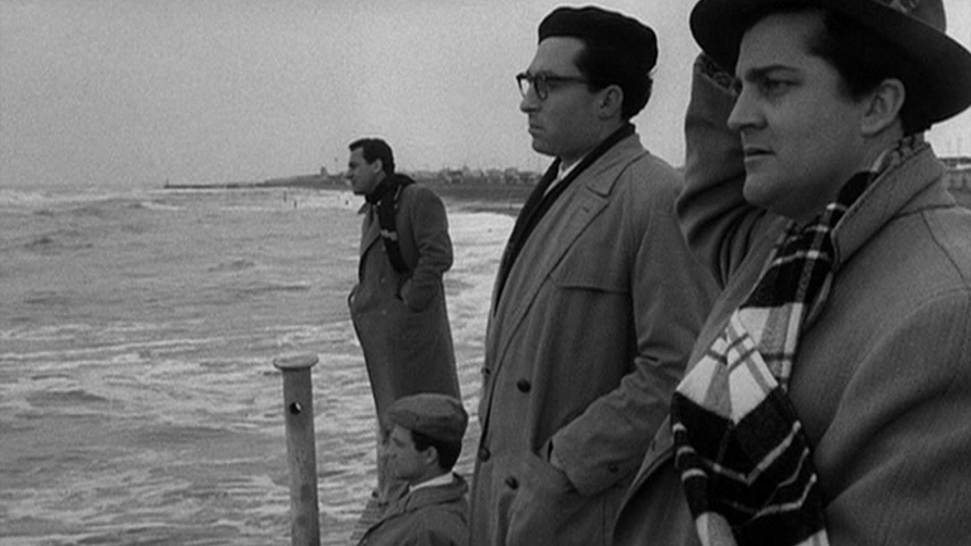 Los inútiles. Federico Fellini- Homenaxe a Fellini. OUFF