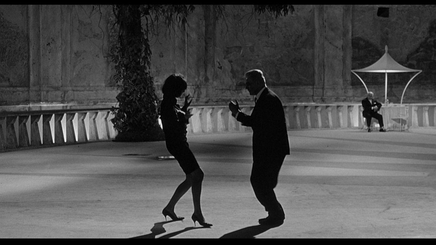 Ocho y Medio. Federicco Fellini. Ciclo Fellini. OUFF