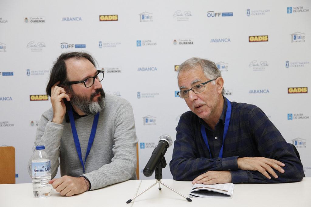 Adán Aliaga, César Silva