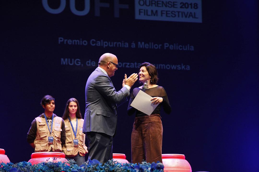 Premio Calpurnia Mejor Película