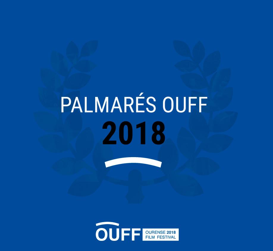 Palmarés OUFF 2018