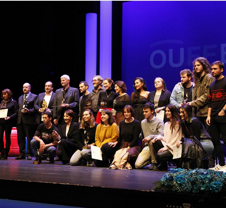 Premiados en la gala de clausura del OUFF 2018