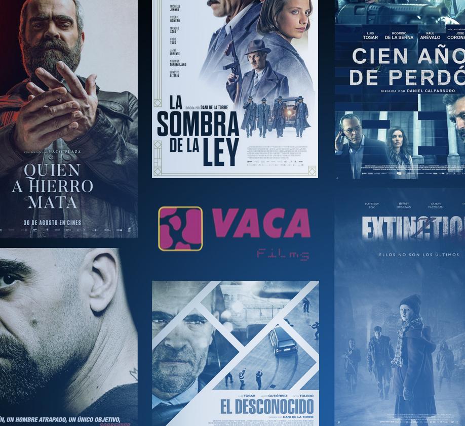 Vaca Films, Calpurnia de Honra