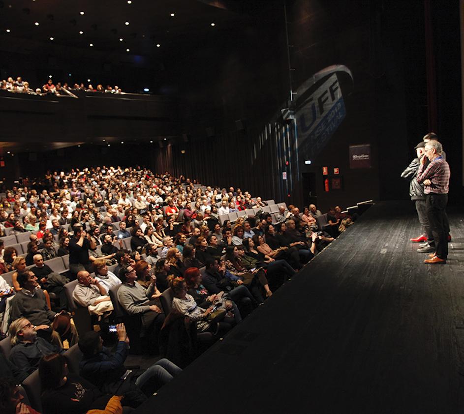 sala de cine del OUFF