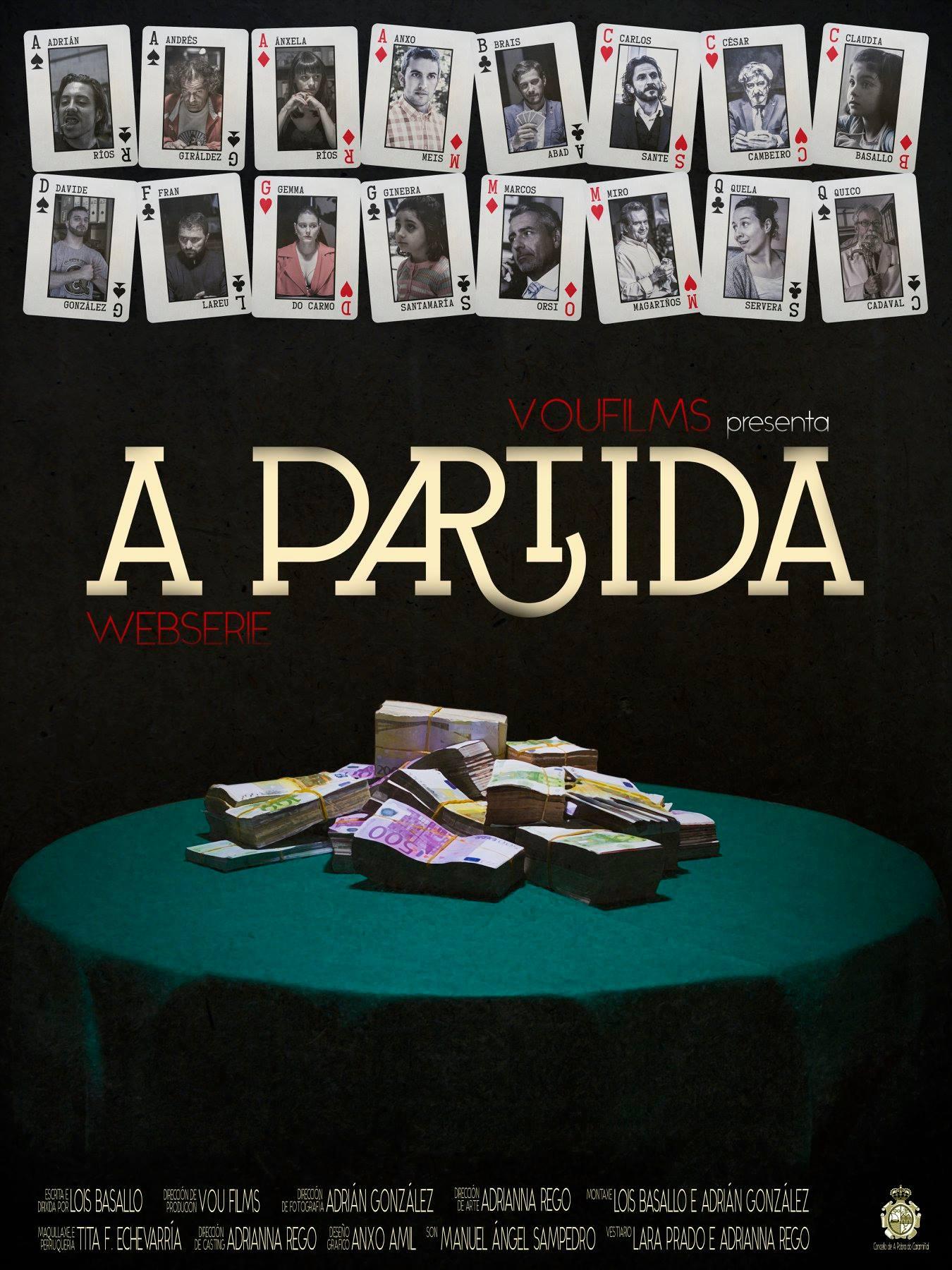 Webserie A Partida- Panorama Galicia