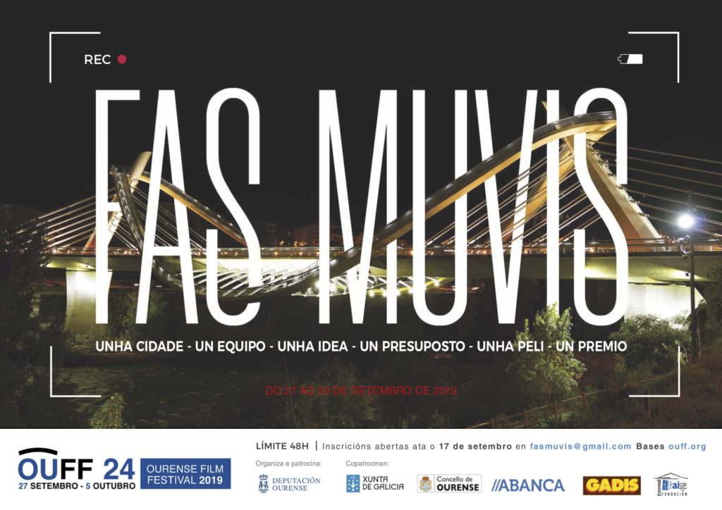 Cartel Fas Muvis 2019