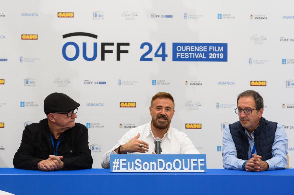 José García en el OUFF 2019