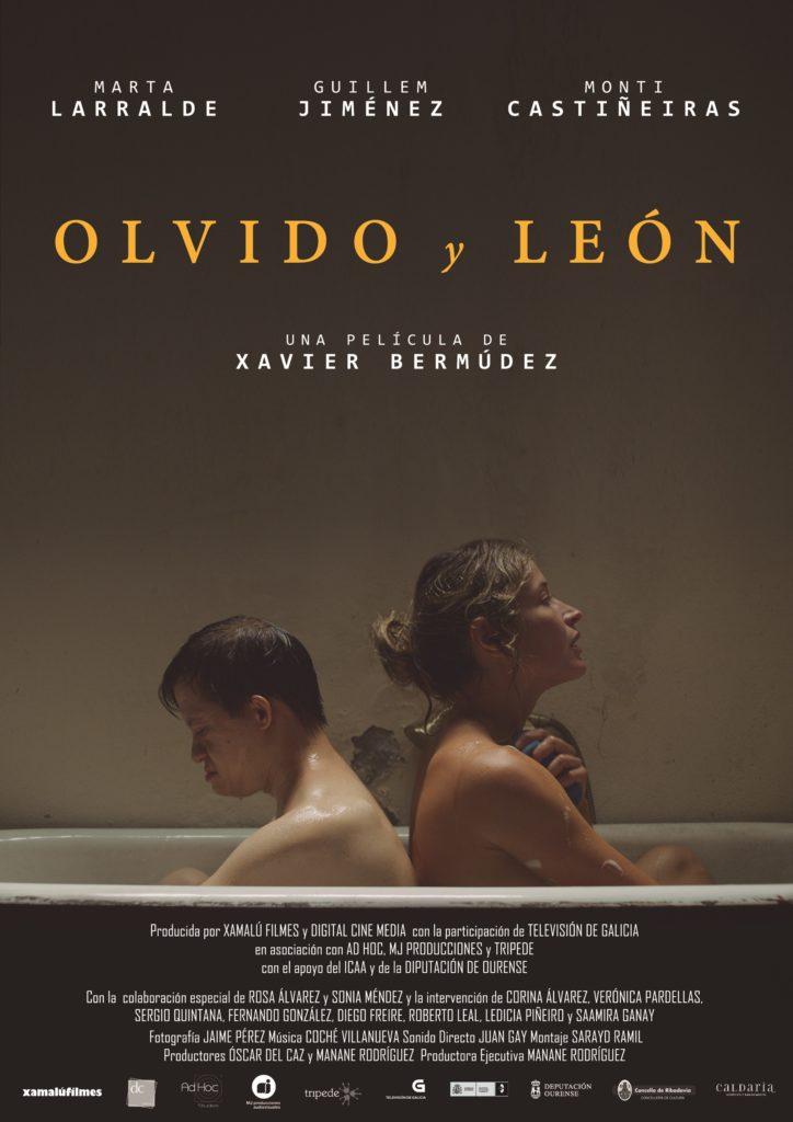 Poster Olvido y Leon