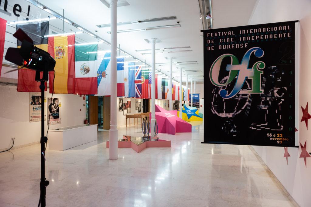 Exposición 25 aniversario OUFF