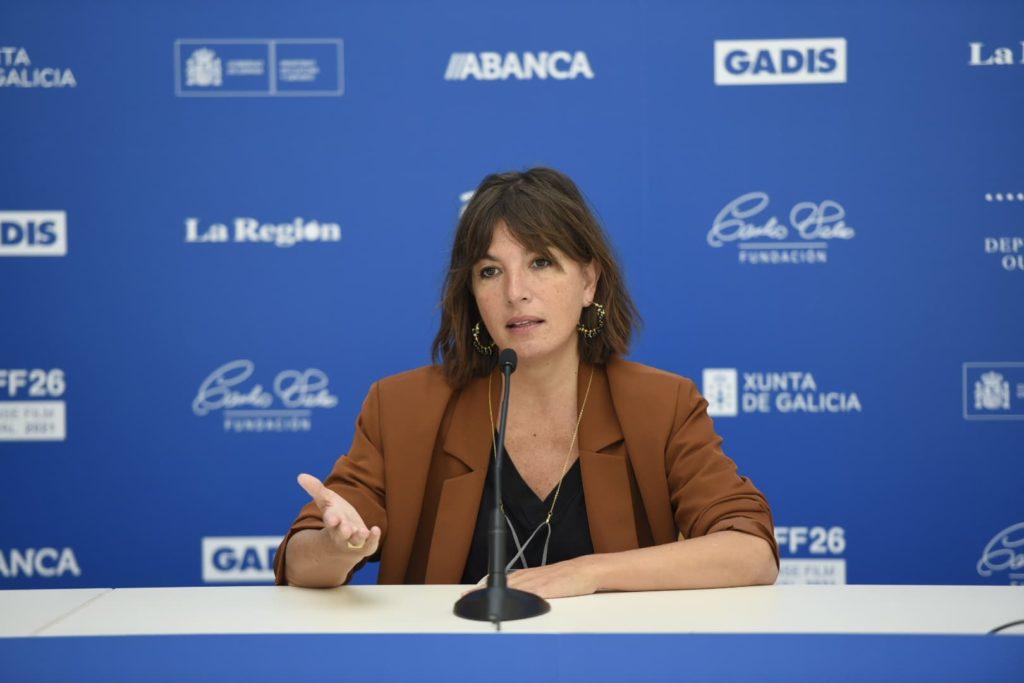 Lúcia Moniz, actriz de Listen