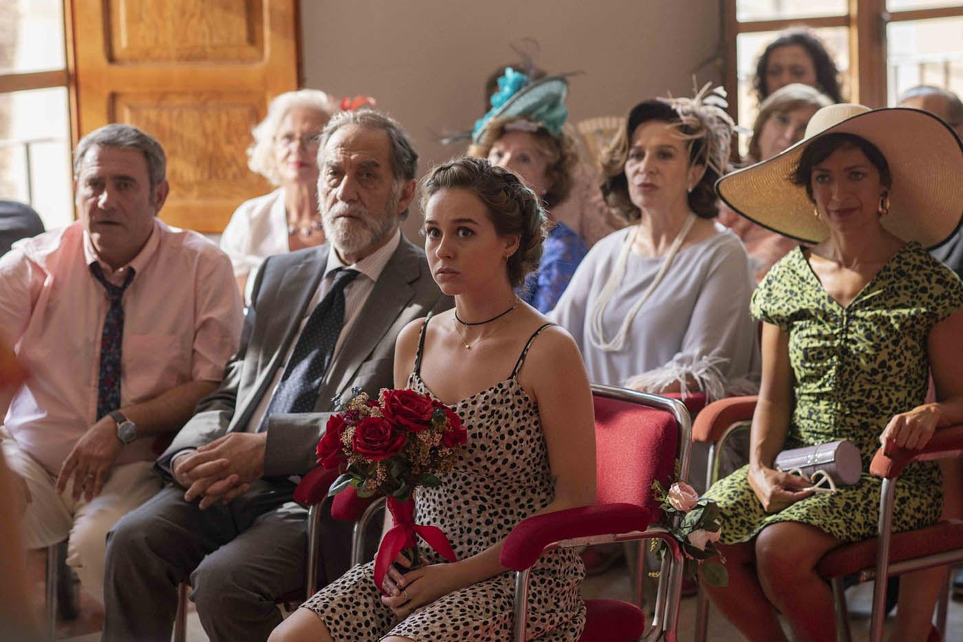 La boda de Rosa. Icíar Bollaín. Ciclo Inéditos. OUFF