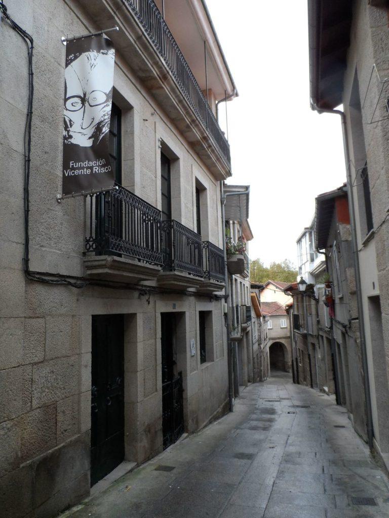 Fundación Vicente Risco.