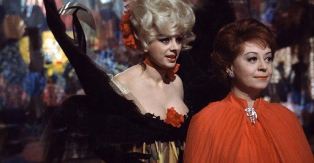 Giulietta de los espíritus. Fellini. Homenaxe a Fellini. OUFF