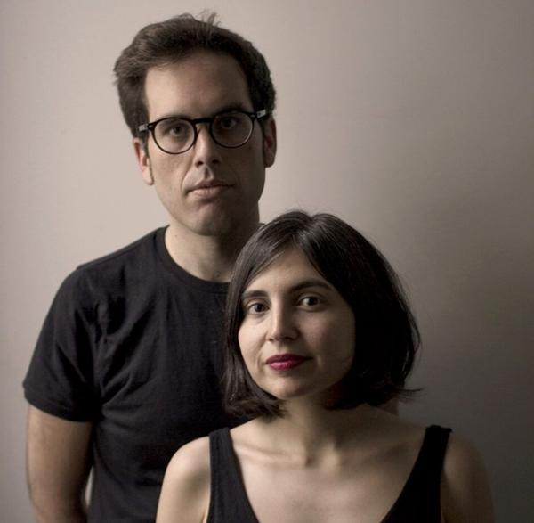Helena Girón y Samuel M. Delgado